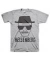 Merchandise shirt Heisenberg Sketch grijs