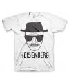 Merchandise shirt Heisenberg wit