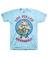 Merchandise shirt Los Pollos Hermanos blauw