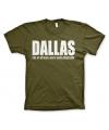 Merchandise Dallas logo shirt heren