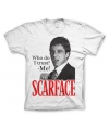 Merchandise shirt Scarface Who Do I Trust