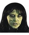 Tube groene horror huid
