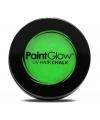 Groene UV hairchalk
