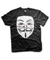 Merchandise V for Vendetta shirt heren