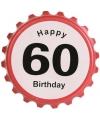 Flesopener 60 jaar
