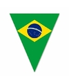 Braziliaanse decoratie vlaggenlijn 5 m