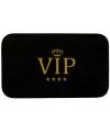 Placemats VIP zwart met goud