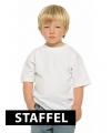 Witte kinder t-shirts beste prijs
