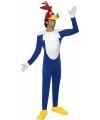 Woody Woodpacker kostuum volwassen