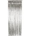 Zilveren deur versiering 244cm